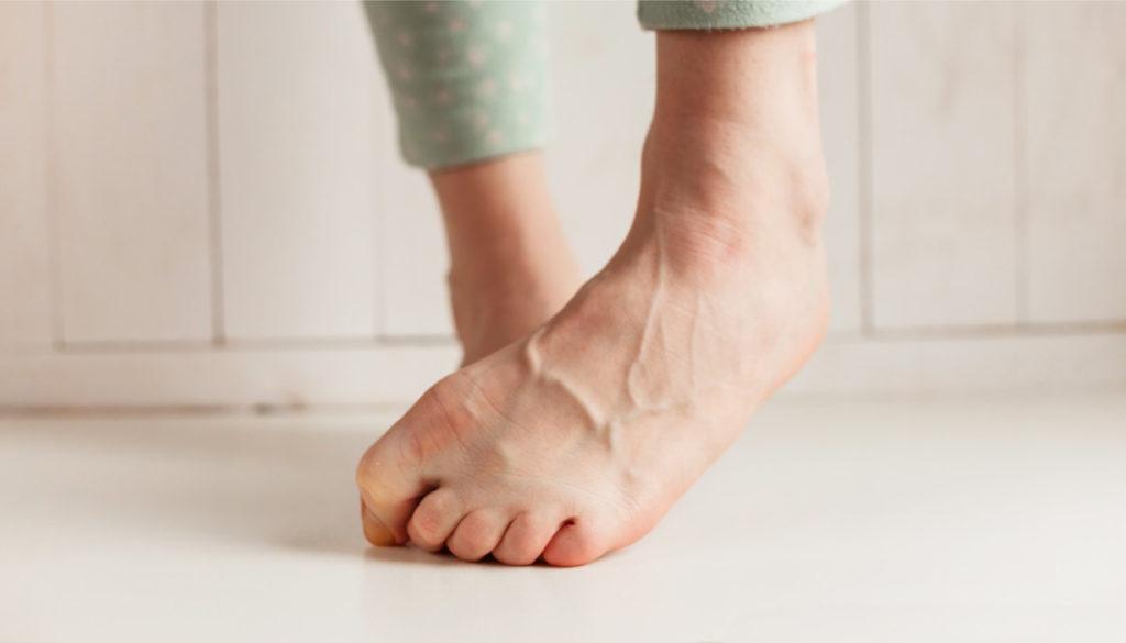Carstvo gljiva na našim stopalima